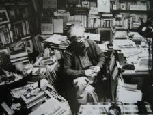 瀧口修造の書斎