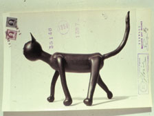 猫のメオ・ロメオ(人形)