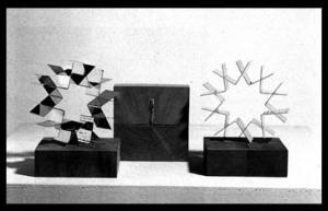 「連続する彫刻(scrutture continue)」