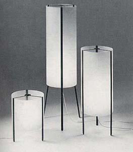 ムナーリの照明器具「dattilo」