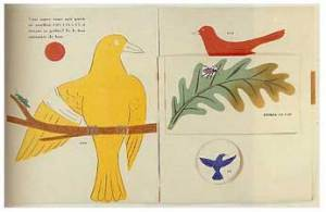 三羽の小鳥の話(storie di tre uccellini)