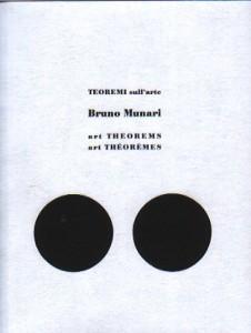 「Teoremi sull'Arte」