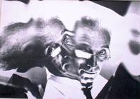ゼロックスによる自画像(ゼログラフィア)