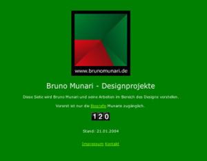 http://Bruno Munari.de