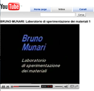 Munari-workshop(Youtube)